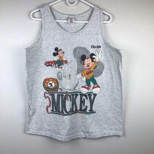 VTG Disney Mickey Mouse Florida Single Stitch